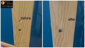 Door repairs Central London