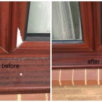Fix window frame damage london