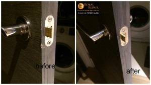 Damaged Door repairs London