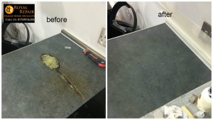 burn-worktop-repair