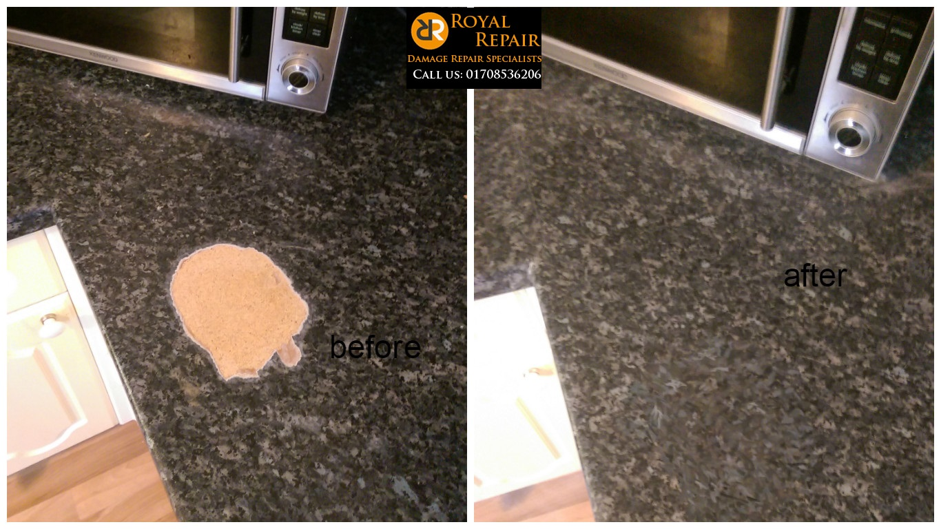 Royal Repair On Site Scratches Holes Chips Dents And