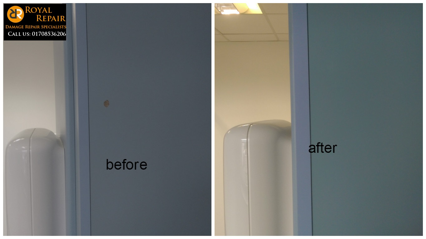 Powder Coated Surfaces Royal Repair