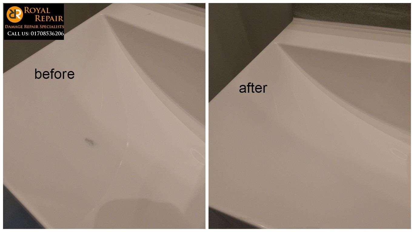 Repair Chip In Ceramic Tile Rebellions