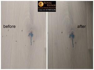 floor dent repair