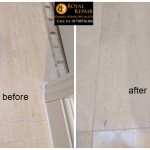 gloss tile crack repair london