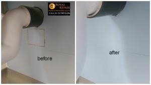 ips panel hole repair