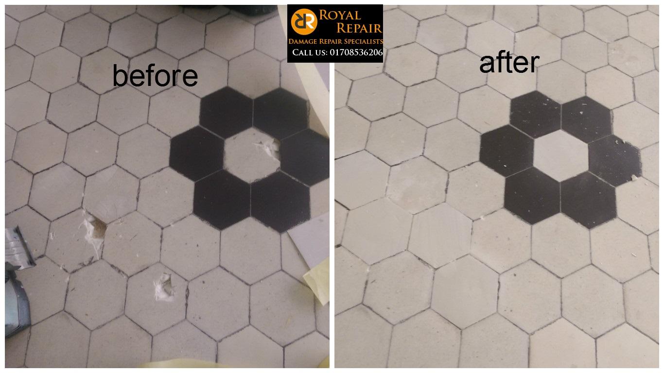 Tiles Repairs