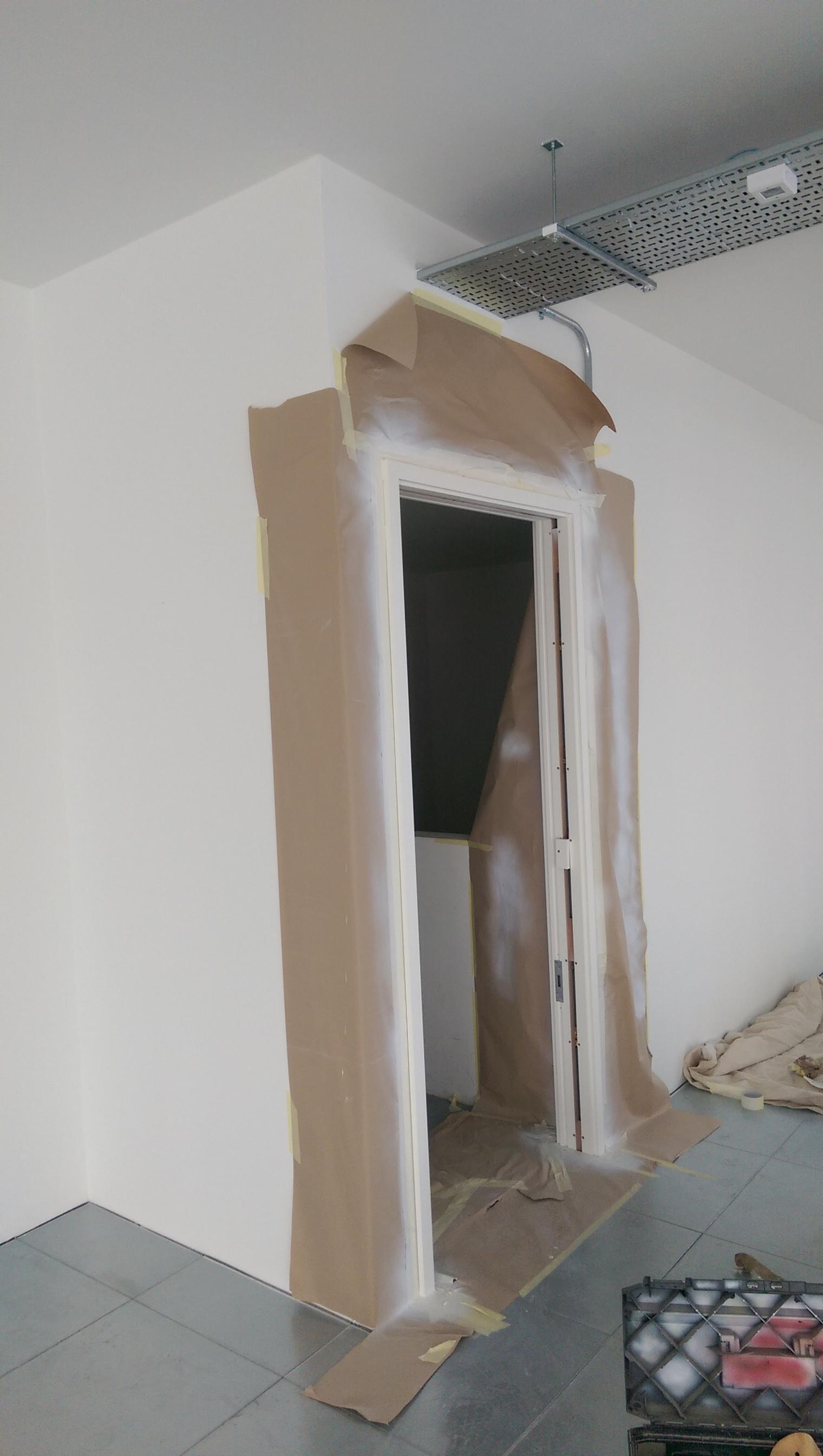 IMAG0549 IMAG0550 IMAG0551 & Paint powder coated door frames - Royal Repair