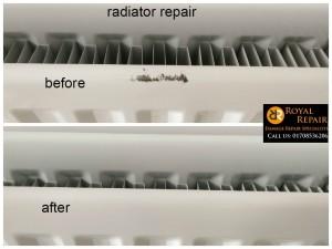 Radiator-repair