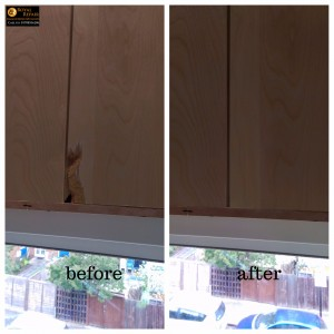 Veneer-Panel-hole-repair-London