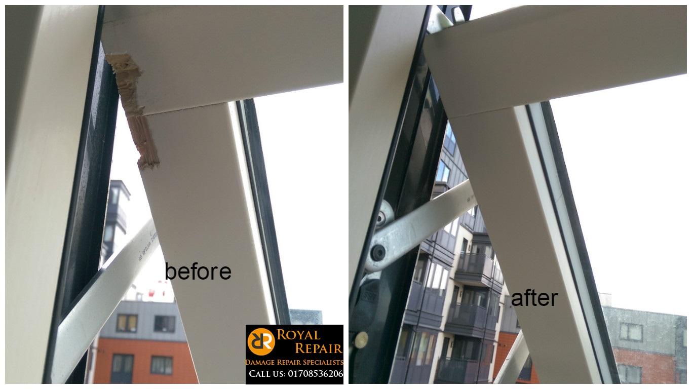 Window Frame Repair In West London Royal Repair