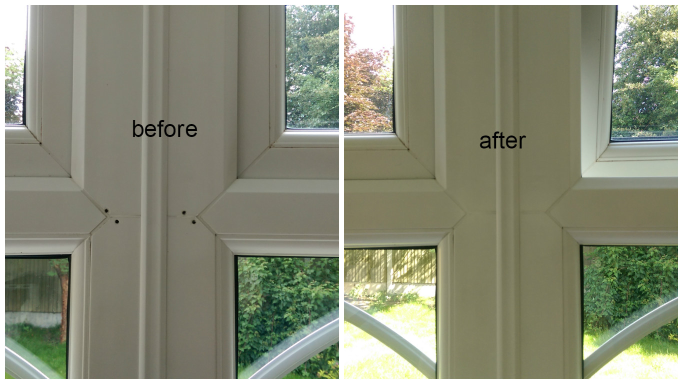 upvc window frame repair royal repair