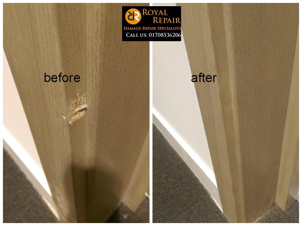 Damages During Construction Process Royal Repair