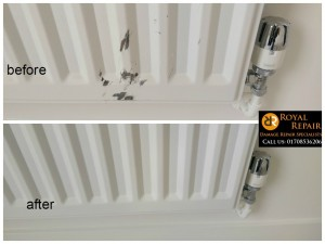 radiator-scratch-repair-london