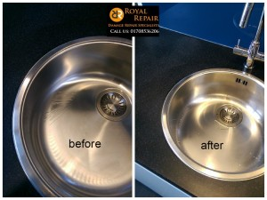 Sink Damage Repair