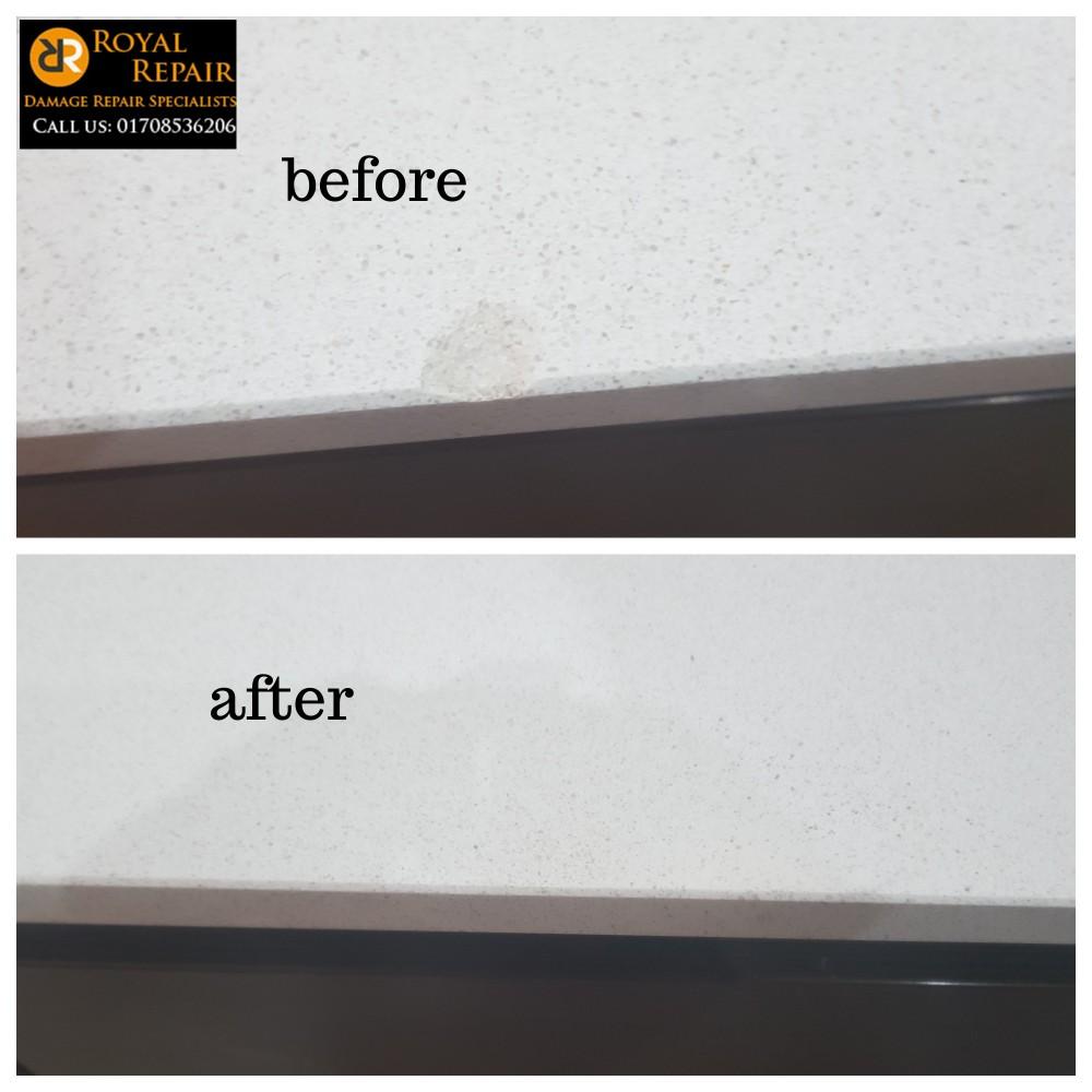 granite worktop chip repair london