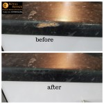 magicman laminate worktop damage repair north west london