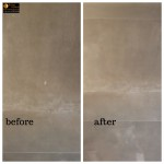 Tile hole repair in East London