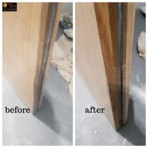 veneer door repair in east london