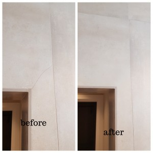 tile crack repair in east london